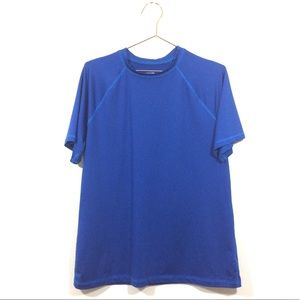 Mossimo Supply Co. Mens Athletic Top Large Blue